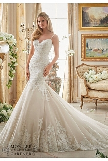 Mori Lee Wedding Dresses Style 2871