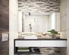 Modernistyczna łazienka: No...