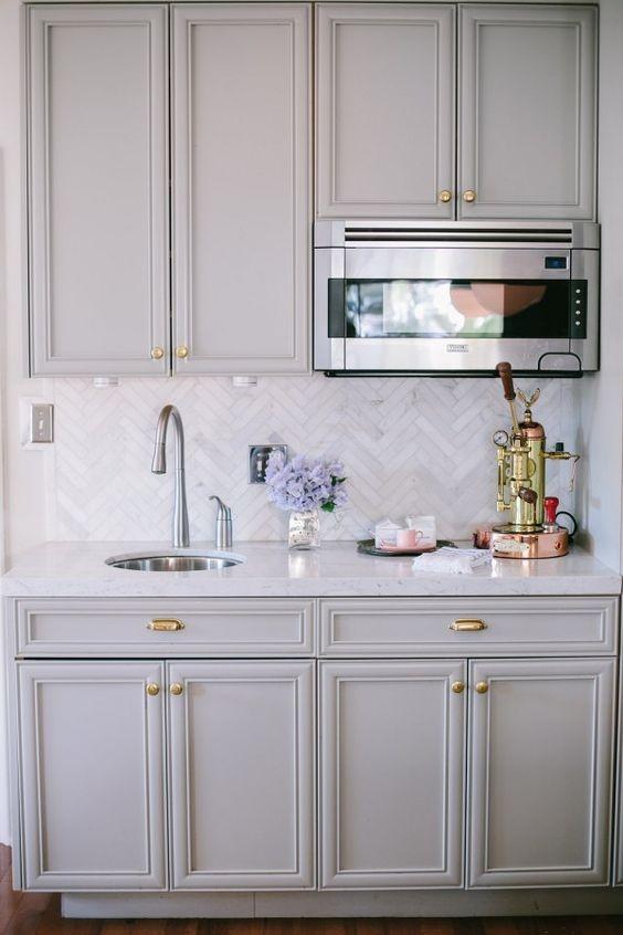 Pomysły Na Złote Dodatki W Kuchni Z Homelikeilikecom Na Kuchnia