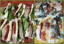pomysł na szybki ,pyszny i niepowtarzalny obiad-na co dzień i od święta,mega soczysty i aromatyczny kurczak zrobisz go w 5 min(resztę zrobi piekarnik-hihi)-polecam każdemu