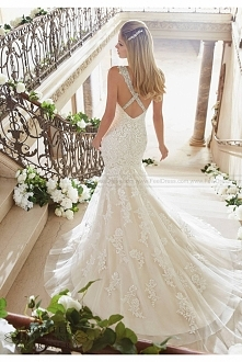 Mori Lee Wedding Dresses Style 2878