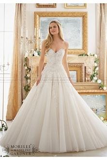 Mori Lee Wedding Dresses Style 2877