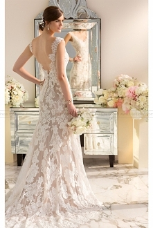 Essense Wedding Dress Style D1639