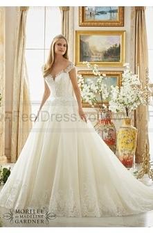 Mori Lee Wedding Dresses Style 2889