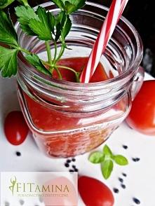 Moją dzisiejszą propozycją jest szybki oraz prosty w przygotowaniu koktajl pomidorowy, doskonały na słoneczne dni. Jest to źródło witaminy C, PP, witamin z grupy B oraz potasu, ...