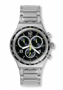 Zegarek męski na bransolecie SWATCH YVS411G  Możliwość zakupu, link w komentarzu :)