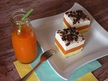 """Ciasto z soku """"Kubuś"""" proste, szybkie i zaskakująco smaczne. Musisz spróbować, przepis po kliknięciu w zdjęcie."""