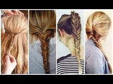 Kompilacja fryzur :)