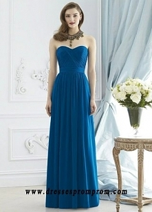 Cheap 2016 Strapless Ruched...