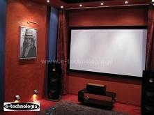 Podświetlenie kina domowego...