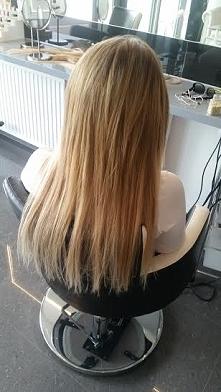 przedłużenie włosów metodą ...