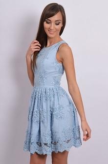 Sukienka z koronką, różne kolory :)