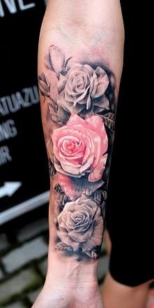 Moje Nowe Realistyczne Róże