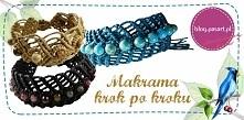 Darmowy kurs makramy :)!Modną biżuterię twórz sama!