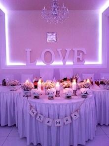 realizacja : majowe love dekoracje ślubne