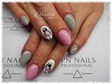 Pastelki   Nails by Olga, Studio Magnetic Nails Monika Sokołowska Kielce
