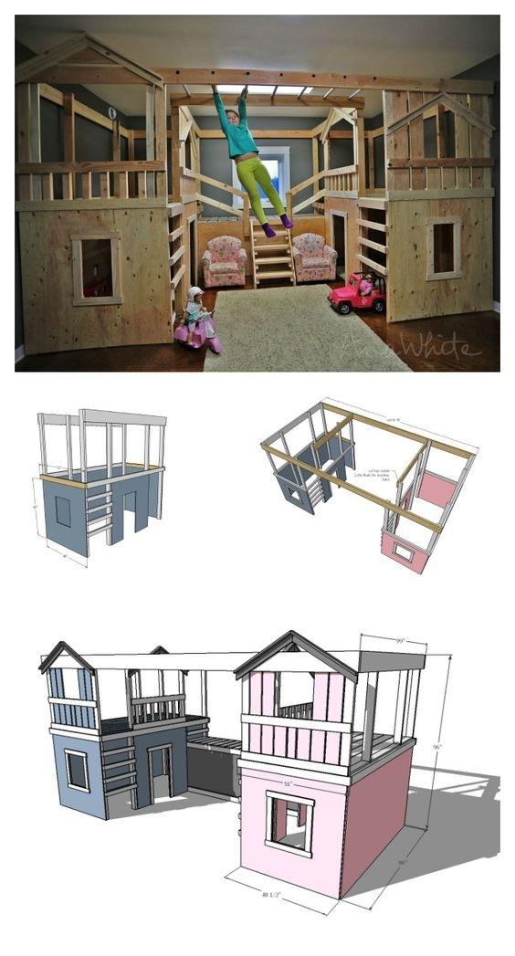"""domek dla dziecka (ps. Zapraszam na YouTube """"kerwetka"""". Znajdziesz tam DIY i różne ciekawe pomysły)"""
