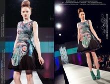Sukienka Lizard King Brzozowska Fashion