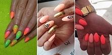 14 Inspiracji na letnie paznokcie