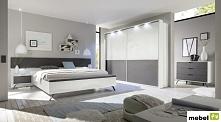 Włoska, elegancka sypialnia...