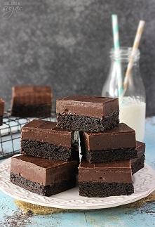 nutella brownie pycha...