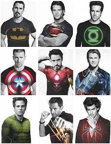 Marvel i DC nie szczędzą nam apetycznych widoków   #nienarzekam