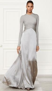 suknia, długa