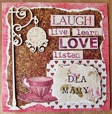 Na Dzień Matki! :) Na blogu...