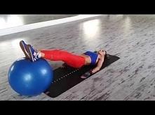 Ćwiczenie na dwugłowe uda i...