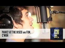 Panic! At The Disco & Fun.: C'mon (Audio)
