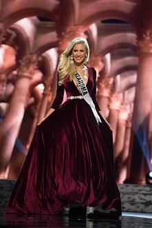 Przępiękna suknia wieczorowa <3 Oklahoma - miss 2016