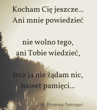 Wiersz Na Cytaty Zszywkapl