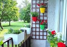 Nasz pomysł na aranżację wąskiego balkonu! Po szczegóły zapraszamy klikajcw zdjęci :)