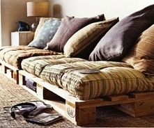 kanapa z palet