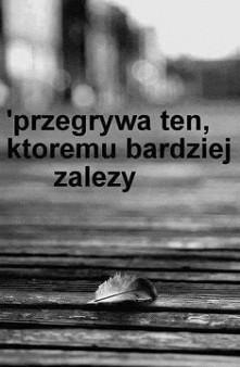 Smutna prawda ...