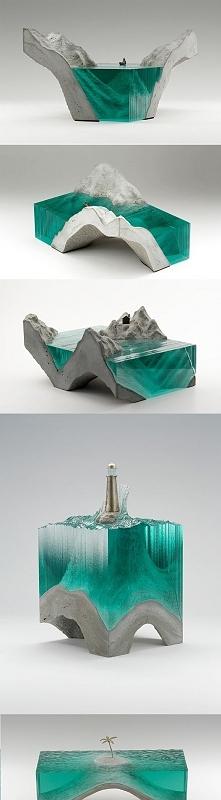 Szkło i cement....