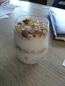 najlepsze śniadanko w pracy ;)