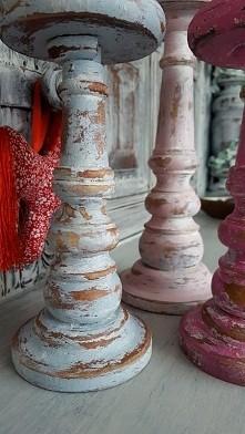 świeczniki kupione na carbo...