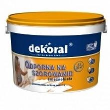 Farba lateksowa do ścian i sufitów