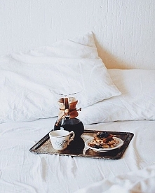 Śniadanie do łóżka <3