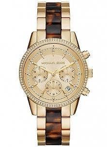 Zegarek damski krzyk mody ! Pozłacany zegarek Michael Kors MK6322  Możliwość zakupu, link w komentarzu :)