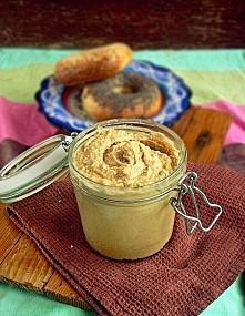 Masło orzechowe spory słoik składniki - 500 g orzeszków ziemnych solonych* Ja...