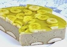 Bananowiec - BEZ PIECZENIA ...
