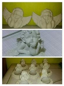 aniołki idealny prezent dla gości np. weselnych