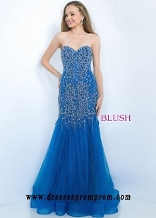 2016 Blush Prom 11090 Elega...