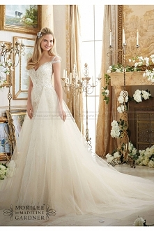 Mori Lee Wedding Dresses Style 2894