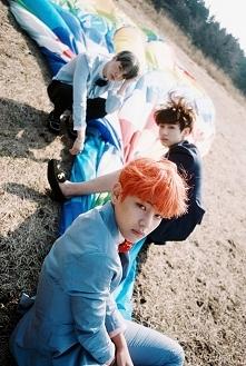 BTS, moi chłopcy ^^