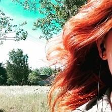 #redhair#photo#sun#sunnyday...