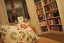 Gabinecik z mnóstwem książe...