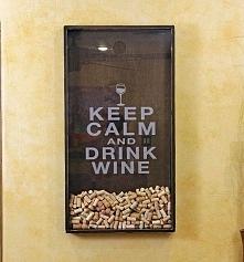 Keep calm and drink wine ;)
